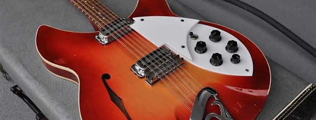Rickenbacker Dans Pieces Detachees Reverb