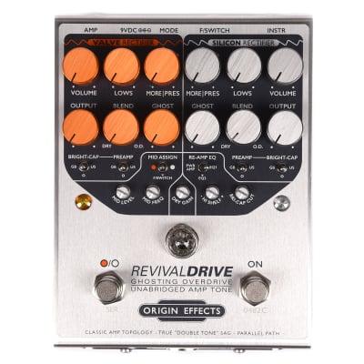 Origin Effects RevivalDRIVE Custome Amp Emulating Overdrive