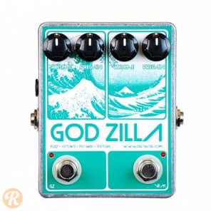 Devi Ever : FX God Zilla