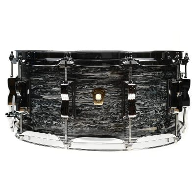 """Ludwig LS403 Classic Maple 6.5x14"""" 10-Lug Snare Drum"""
