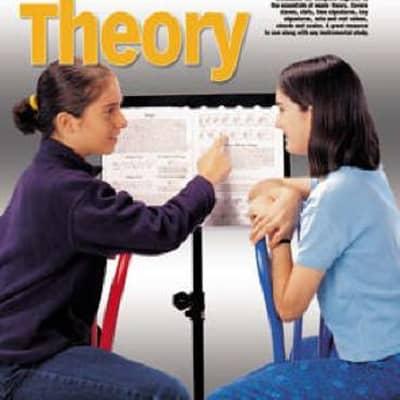 Progressive Beginner Theory Bk & CD