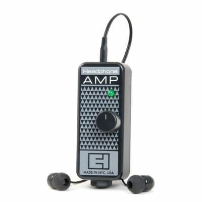 Electro Harmonix Headphone Amp Personal Practice Amplification for sale
