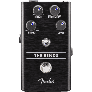 Fender The Bends Compressor Pedal 885978891139 for sale