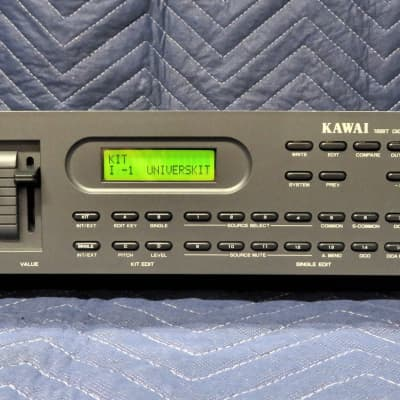 Kawai XD-5 Percussion Synthesizer Drum Module
