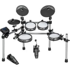 Simmons SD550 Electronic Drum Set with Mesh Pads Regular