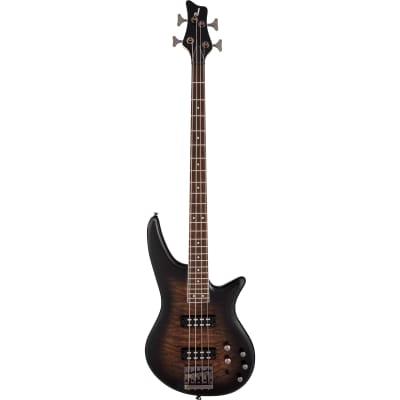 Jackson JS Series Spectra Bass JS3Q Dark Sunburst for sale