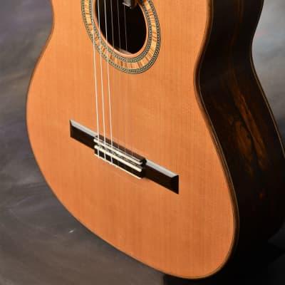 Kolya Panhuyzen Classical Guitar 2012 Cedar/Brazilian for sale