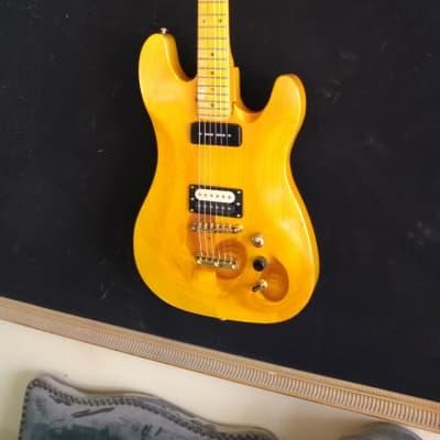Occhineri Custom Guitar White Pine for sale