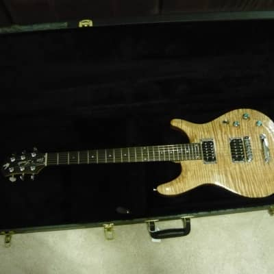 Rare - 2005 Lado Guitars Elite 3 Natural with Brazilian Fretboard for sale