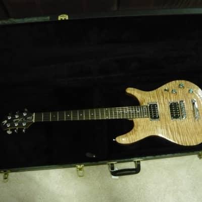 Rare - 2005 Lado Guitars Elite 3 Natural with Brazilian Fretboard for sale