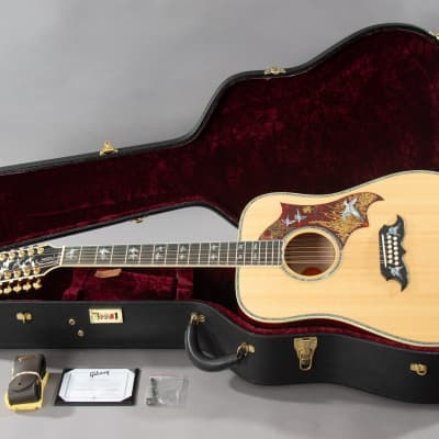 2018 Gibson Custom Shop Doves In Flight 12-String Acoustic Electric for sale