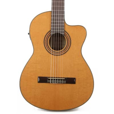 Ibanez GA6CE Classical Acoustic-Electric Natural for sale