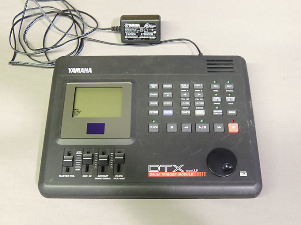 Yamaha Dtx Drum Trigger Module Version