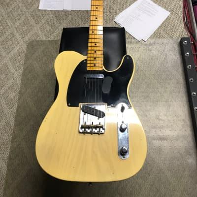 2018 Fender '51 Journeyman Relic Nocaster  in Blonde for sale
