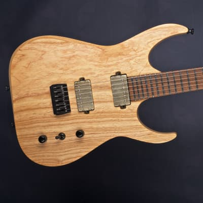 Blackmachine B6 prototype (alternate bridge) 2018 Natural / Amber for sale