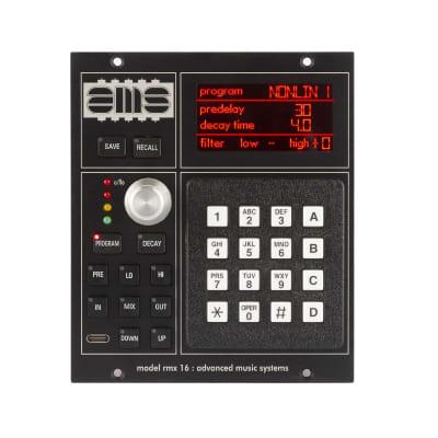 AMS Neve RMX16 500 Series Digital Reverberation Module