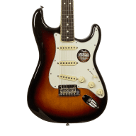 <p>Fender 2016 Limited Edition American Standard Channel Bound Stratocaster - 3 Color Sunburst with Case</p>  for sale