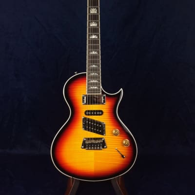 Epiphone Nighthawk Custom Reissue in Tobacco Sunburst Pre-Owned for sale