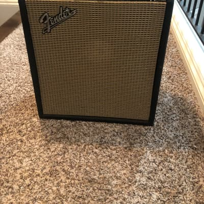 "Fender Musicmaster Bass 2-Channel 12-Watt 1x12"" Bass Combo 1970 - 1980"