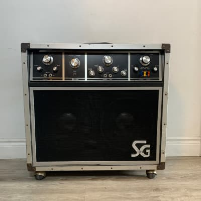 SG System (Standel / Gibson) - SG212 - CMI Electronics - 1974 / 2x12 [Serviced] for sale