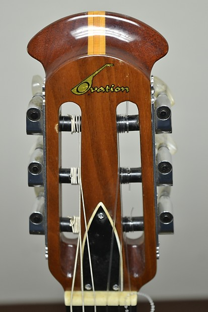 Vintage Ovation Country Artist Nylon Acoustic Electric