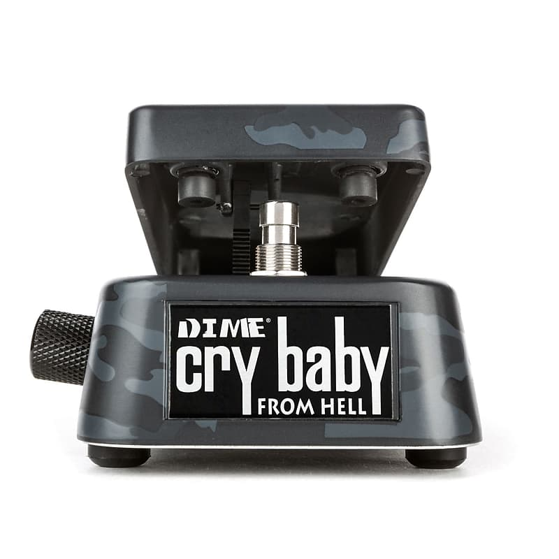 Dunlop Cry baby dating