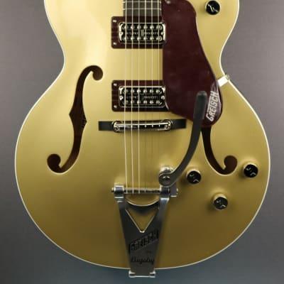 DEMO Gretsch G6118T-135 LTD 135th Anniversary - Casino Gold/Dark Cherry Metallic (789)