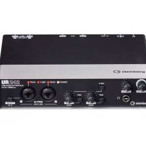 Steinberg UR242 USB 2.0 Audio Interface