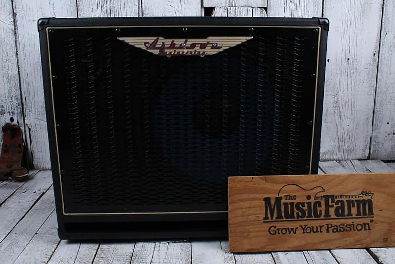 Ashdown ABM-115H Compact Electric Bass Guitar Amplifier Cabinet 300W 1 x 15 Cab image