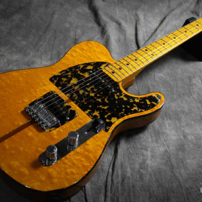 H.S.Anderson 1970's HS-1 Mad Cat  Golden Brown for sale