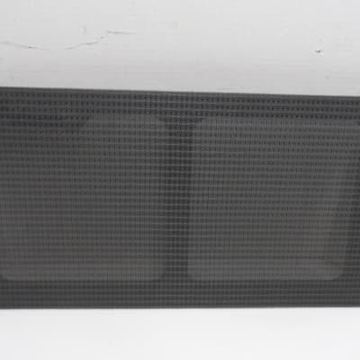 Johnson JM150 Millennium Millenium Stereo Amplifier Vintage 2x12 12 30 Grillcloth wood frame Only #2