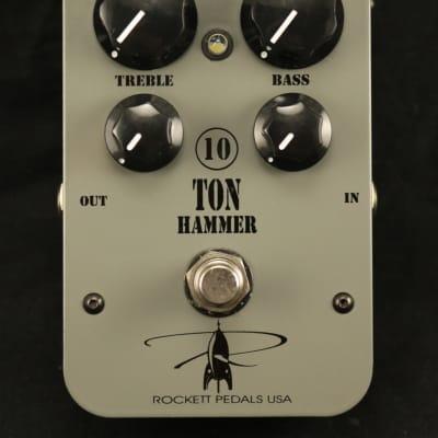 USED J. Rockett 10 Ton Hammer (180)