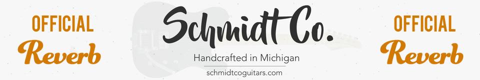 Schmidt Co. Guitars