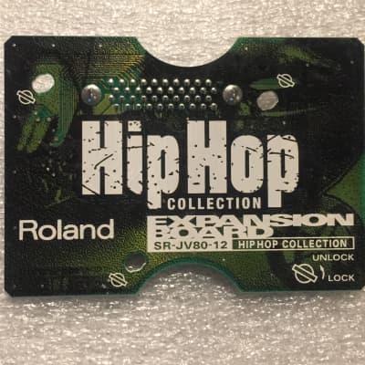 Roland SR-JV80 12 Hip Hop Collection Sound Card