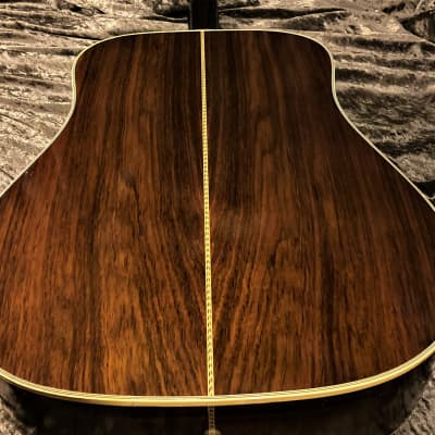 Guild DV52 Westerly RI Built Dreadnought Highly Figured Rosewood Acoustic D50 D55 D28