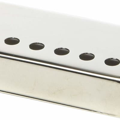"Seymour Duncan Nickel Pickup Cover for SH Standard Humbuckers, 1-15/16"" E to E"