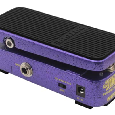 Hotone VP10 Vow Press Volume Wah Guitar Effects Pedal for sale
