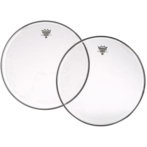 Remo Emperor Clear Drum Head 6""