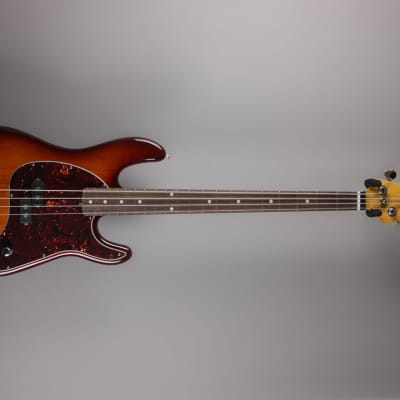Musicman Cutlass Bass Heritage Tobacco Burst for sale