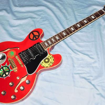Gibson Custom Shop Alvin Lee Signature ES-335