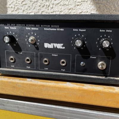 Vintage Univox EchoChamber EC-80A Tape Echo for sale
