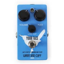 Wren And Cuff Your Face Rude '60s Fuzz Pedal