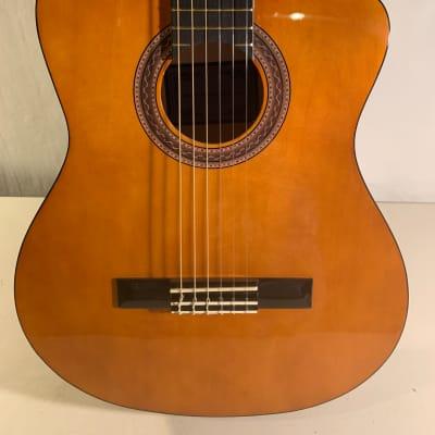 SX CL-150 CVT NA  electric classical cutaway guitar for sale