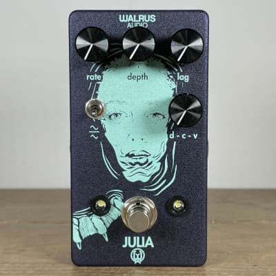 Walrus Audio Julia Chorus/Vibrato 2010s Graphic