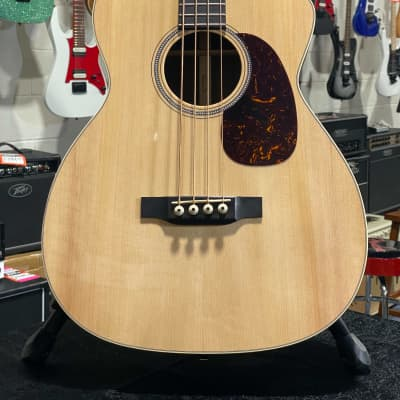 Martin BC-16E Cutaway Acoustic Electric Bass w/ Soft Case + Free Shipping for sale