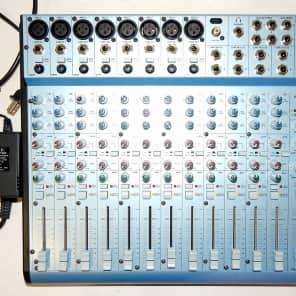 Alesis MultiMix 16 USB 16-Channel Mixer