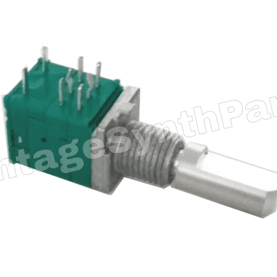 Roland JD-990 , JV-880 , JV-990 , XV-5050 - Rotary Potentiometer with switch