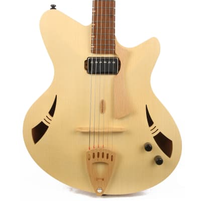 Murray Kuun Roxy Jazz Archtop Electric Guitar Natural for sale
