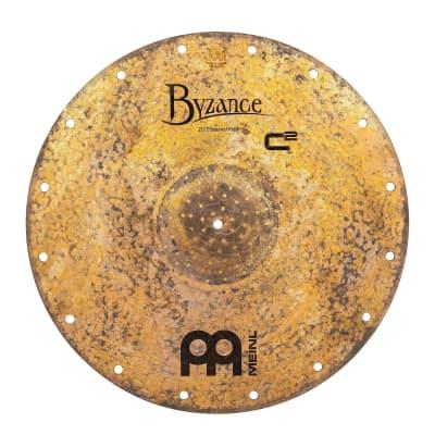 "Meinl 21"" Byzance Vintage Chris Coleman Signature C Squared Ride"