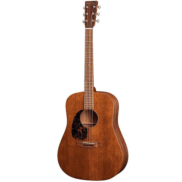 martin d15ml left handed acoustic guitar w hardshell case reverb. Black Bedroom Furniture Sets. Home Design Ideas